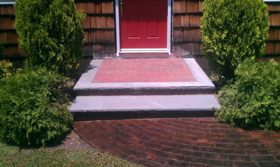 Bluestone Step